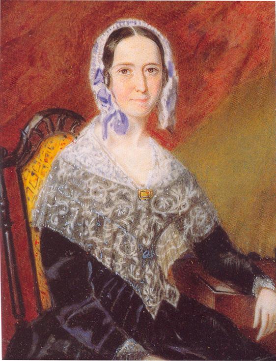 Anna Lefroy portrait