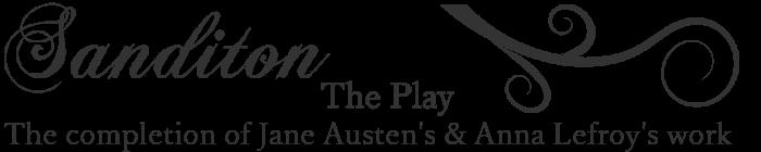 Sanditon the Play
