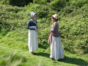 3 Clara tells Charlotte that Lady Denham wants her to act as a go-between and encourage a romance between the heiress Felicity Lambe and Sir Edward.